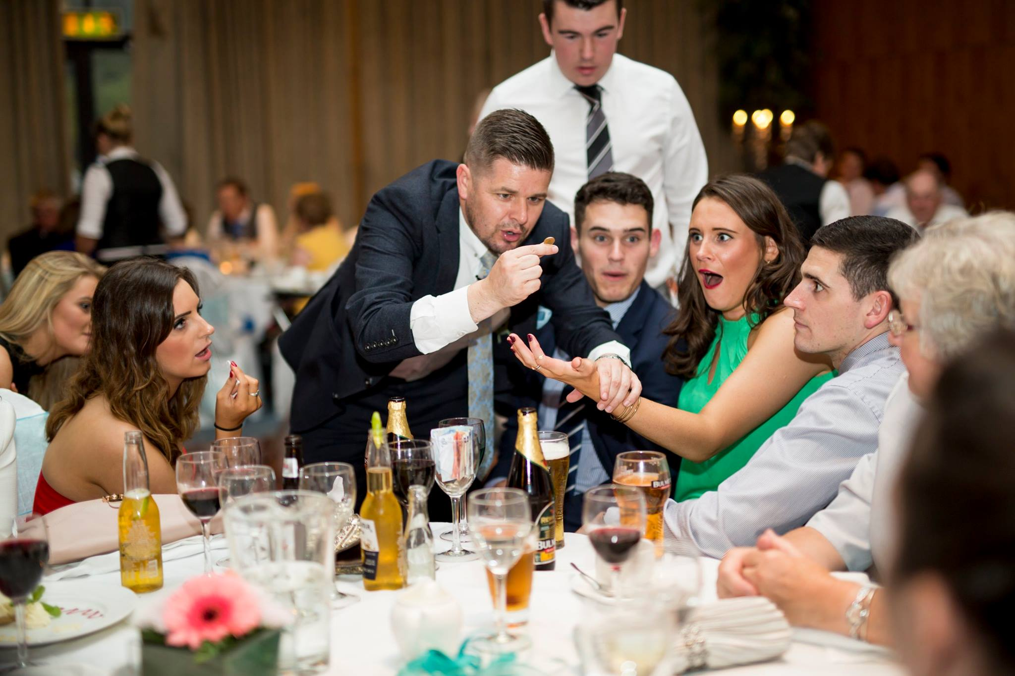 Wedding Entertainment and corporate entertainer
